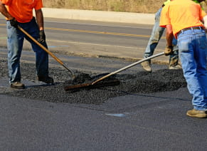 Asphalt Paving Contractors Waterford MI | All Phases Asphalt Paving - road-paving